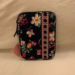 NWT Vera Bradley E-Reader Sleeve in Ribbons